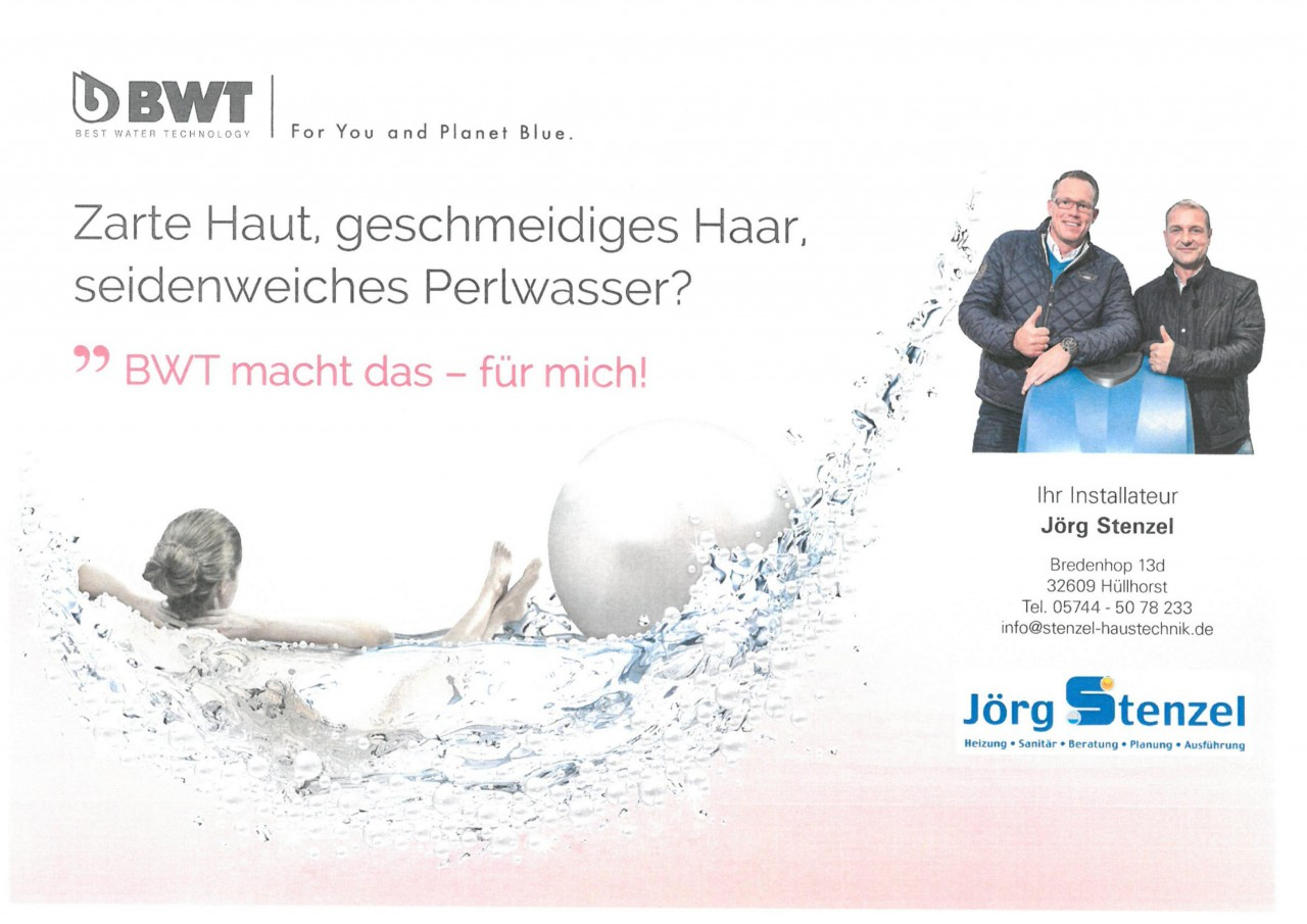 BWT Kampagne 2016